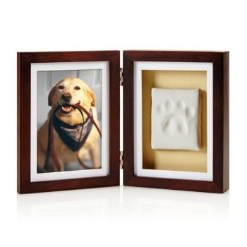 Pawprint Memorial Frames